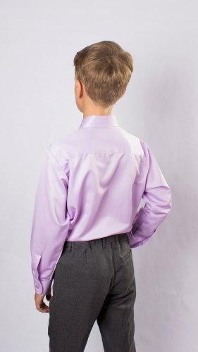 Сорочка для мальчиков младшей школьной группы Озорник 537012И