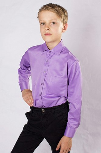 Сорочка для мальчиков младшей школьной группы Озорник 537032И