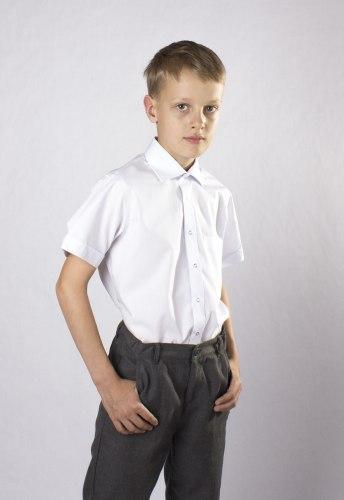 Сорочка для мальчиков младшей школьной группы Озорник 761012И