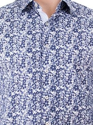 Мужская сорочка Надэкс 169025И