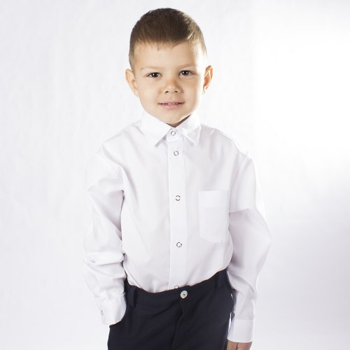 Сорочка верхняя для мальчиков Озорник 351021И