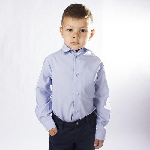 Сорочка для мальчиков ясельной группы Озорник 351052И