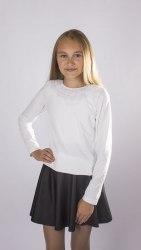 Блузка для девочек младшей школьной группы Модница 799011Т