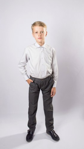 Сорочка для мальчиков старшей школьной группы Озорник 534012И