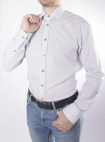 Мужская сорочка Надэкс 649025И