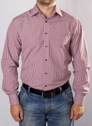 Мужская сорочка Nadex collection man's shirts 709014И