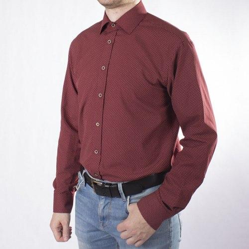 Мужская сорочка Надэкс 653035И