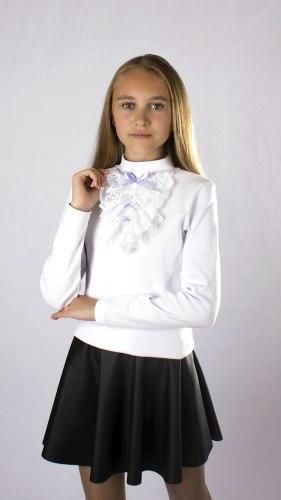 Блузка для девочек младшей школьной группы Модница 043011Т