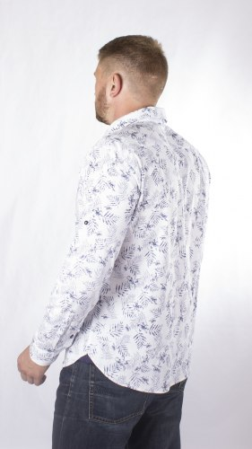 Мужская сорочка Надэкс 020015И