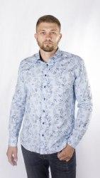 Сорочка верхняя мужская Nadex Men's Shirts Collection 020015И