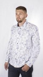 Мужская сорочка Nadex collection man's shirts 020015И