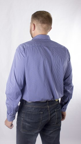 Мужская сорочка Надэкс 690034И