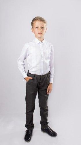Сорочка для мальчиков младшей школьной группы Озорник 558012