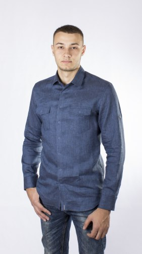 Мужская сорочка Nadex collection man's shirts 459032