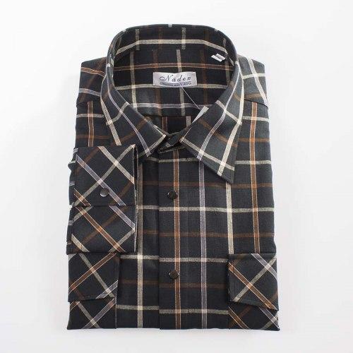 Мужская сорочка Nadex collection man's shirts 22024