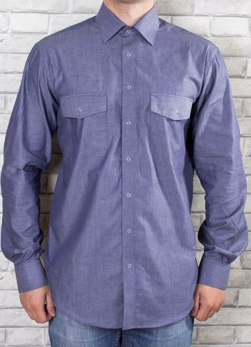 Мужская сорочка Надэкс 452022