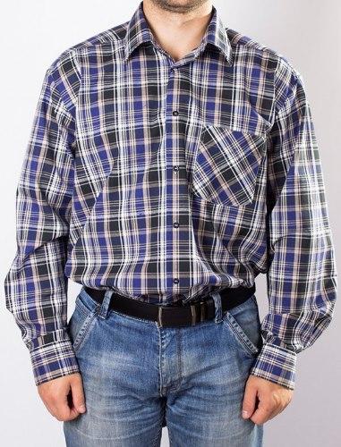Мужская сорочка Надэкс 124054