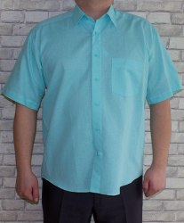 Мужская сорочка Nadex collection man's shirts 500022