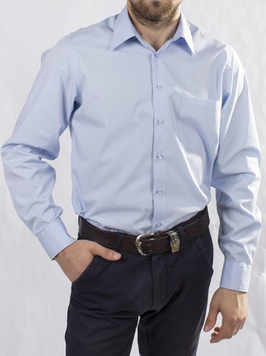 Мужская сорочка Надэкс 615042
