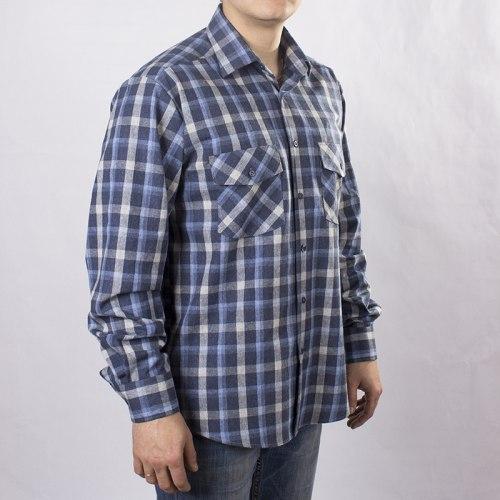 Сорочка верхняя мужская Nadex Men's Shirts Collection 827014И
