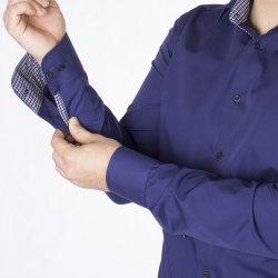 Мужская сорочка Надэкс 23022