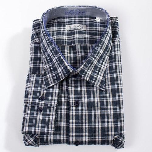 Сорочка верхняя мужская Nadex Men's Shirts Collection 444054