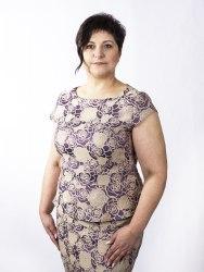 Блузка женская Надэкс 155015И