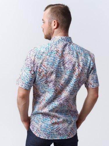 Сорочка мужская Nadex Men's Shirts Collection 149015И