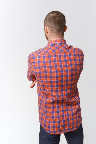 Сорочка мужская Nadex collection man's shirts 898014