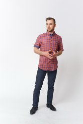 Сорочка мужская Nadex collection man's shirts 898014