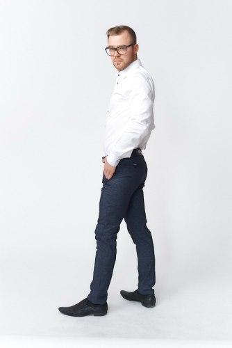 Сорочка мужская Надэкс 104011И
