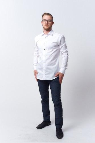Сорочка мужская Надэкс 103011И