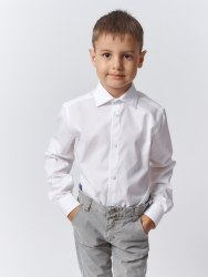Сорочка для мальчиков Озорник 166011И