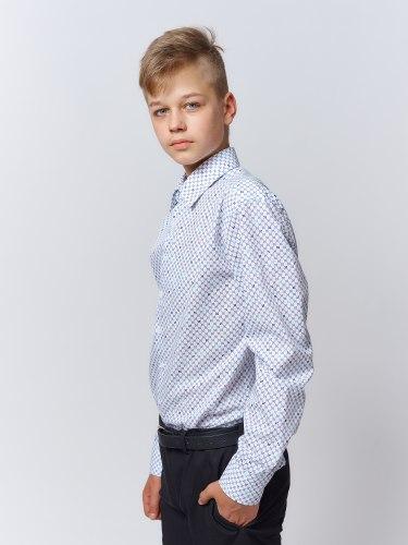 Сорочка для мальчиков подростковой группы Озорник 954025И