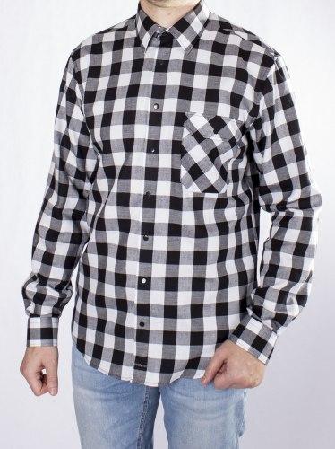 Сорочка мужская Nadex collection man's shirts 076014И