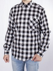 Сорочка верхняя мужская Nadex Men's Shirts Collection 076014И