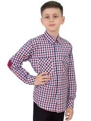 Сорочка для мальчиков младшей школьной группы Озорник 569014И