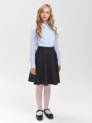 Юбка для девочек старшей школьной группы Модница 010014И