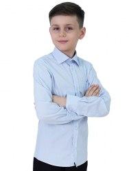 Сорочка для мальчиков младшей школьной группы Озорник 543022И