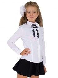 Блузка для девочек младшей школьной группы Модница 585012И