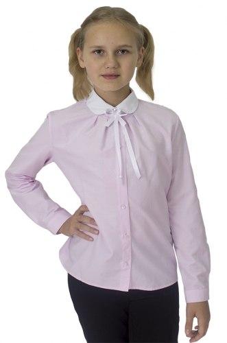 Блузка для девочек младшей школьной группы Модница 586012И