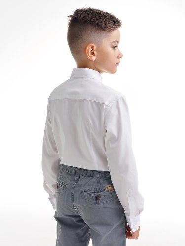 Сорочка верхняя для мальчиков Ozornik 166021И