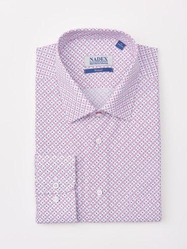 Сорочка верхняя мужская Nadex Men's Shirts Collection 708045И