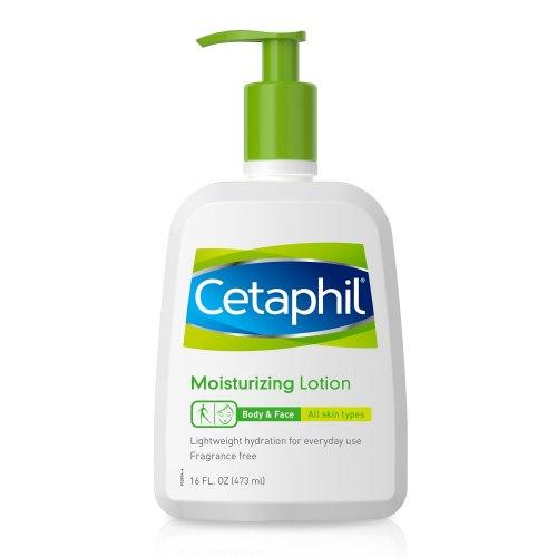 Cetaphil увлажняющий лосьон