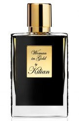 By Kilian Woman in Gold New Design