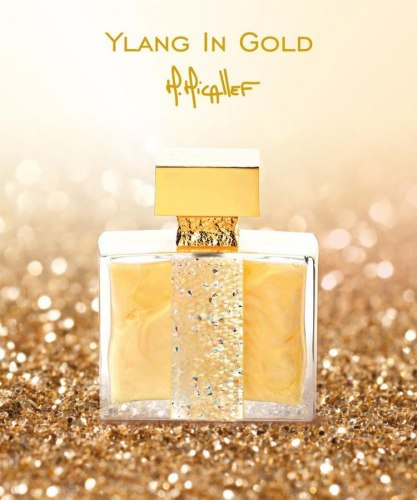 M. Micallef Ylang in Gold