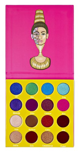 Juvia's Place Masquerade Mini Eyeshadow Palette