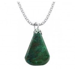 Ожерелье с камнем Эйлат