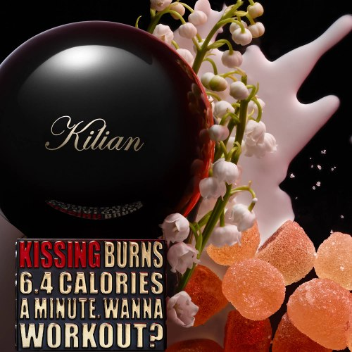 Kilian Kissing Burns 6.4 Calories An Hour. Wanna Work Out?