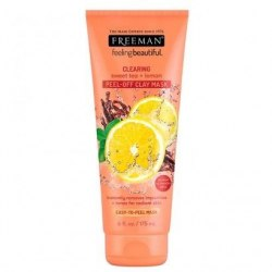 Freeman Feeling Beautiful Peel-Away Clay Mask Sweet Tea & Lemon